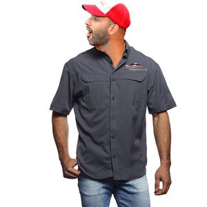 Fishing Shirt - Charcoal