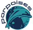 Plantation Club Porpoises Logo