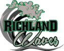 Richland Waves Logo