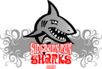 Sideburn Run Swim and Dive Team Logo