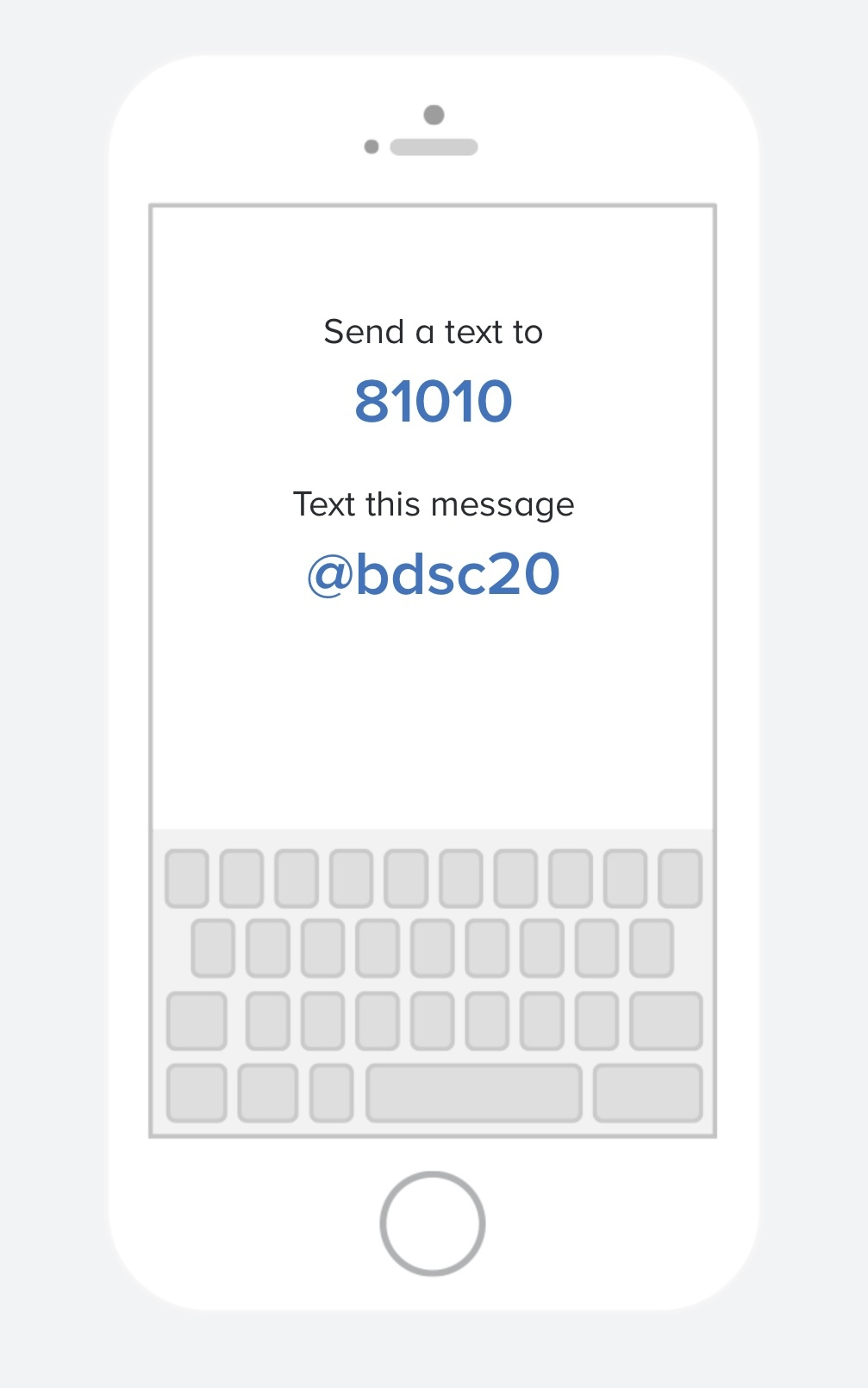 Please visit http://www.remind.com/join/bdsc20
