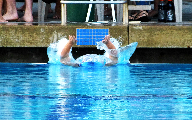 Backstroke Push Off