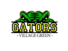 Village Green Gators Swim Team Logo