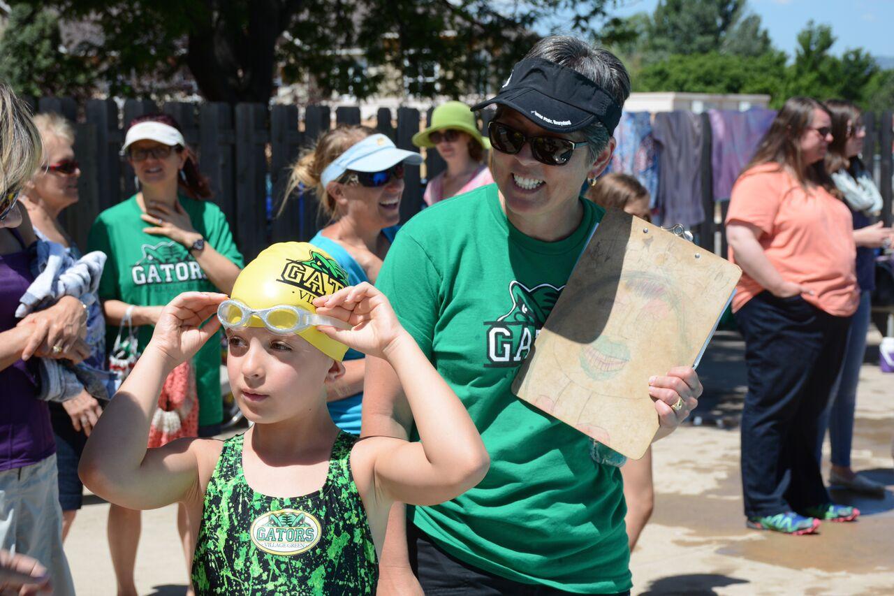 Village Green Swim Team Fort Collins