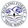 Rolling Forest Tidal Waves Logo