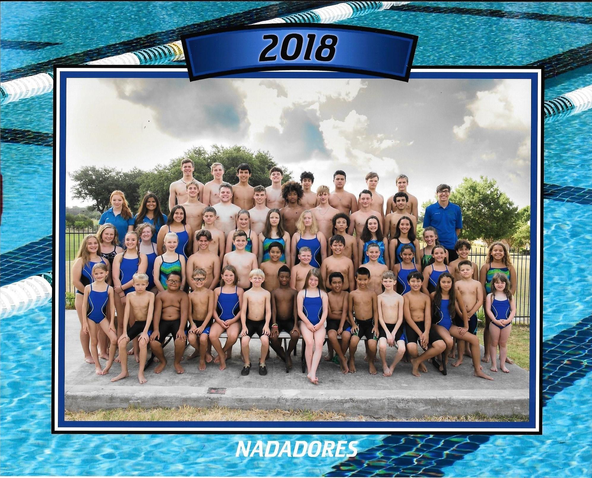 Nadadores 2017