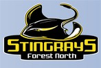 Forest North Stingrays Logo