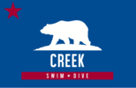 Cherry Creek Boys Swim & Dive Logo