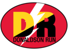 Donaldson Run Thunderbolts Logo