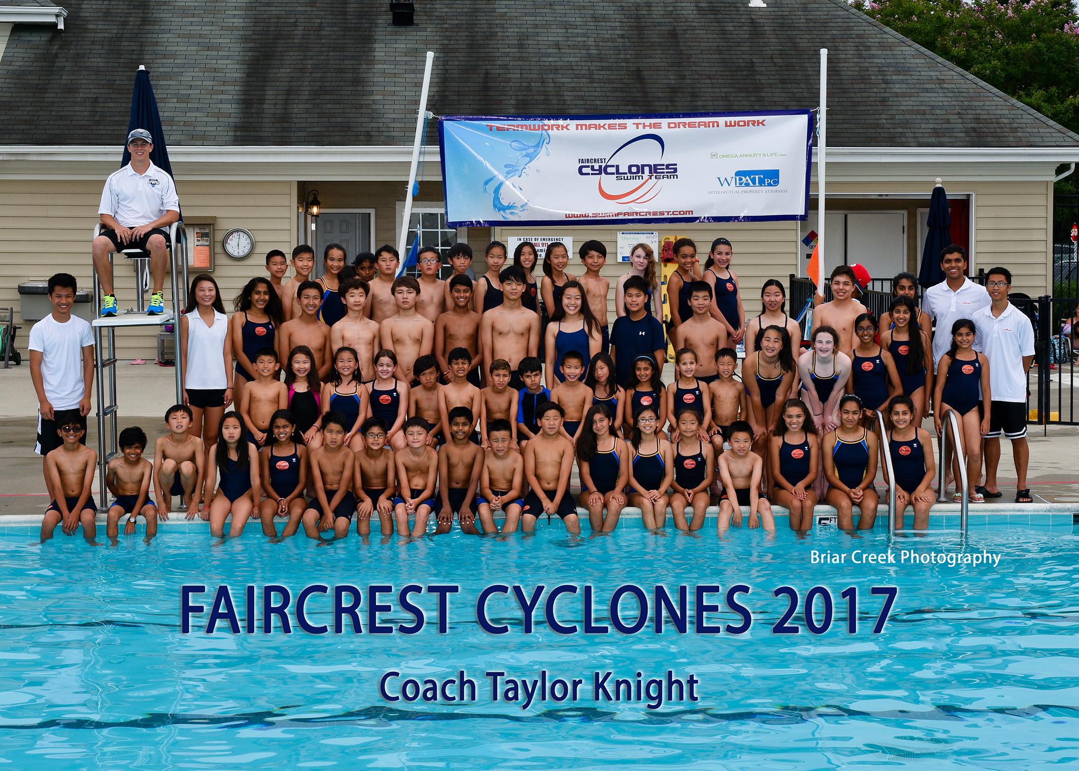 2017 Faircrest Cyclones (courtesy of Briar Creek Photography)