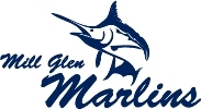 Mill Glen Marlin Logo