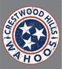 Crestwood Hills Swim Team Logo