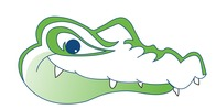 Willow Fork Gators Logo