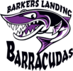Barkers Landing Barracudas Logo