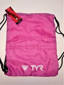TYR Drawstring Sack Pack - Pink