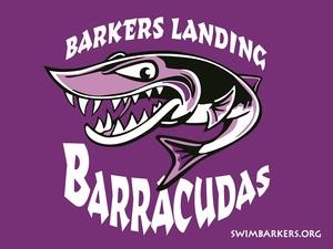 Barracudas Yard Sign