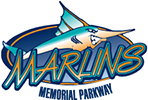 Memorial Parkway Marlins Swim Team Logo