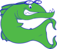 Barton Creek West Barracudas Logo