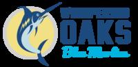 Whispering Oaks Blue Marlins Logo