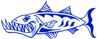 Vista Del Norte Barracudas Logo