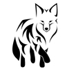 Fox Den Red Foxes Logo