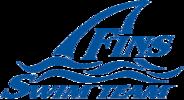 Dunwoody North Fins Swim Team Logo