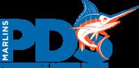 PDS Marlins Swim Team Logo