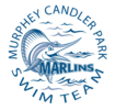 Murphey Candler Park Marlins Logo