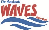 Woodlands Waves Logo
