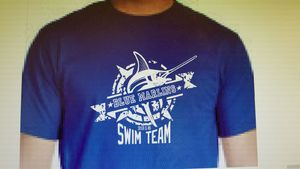 Team Shirt (Swimmer)