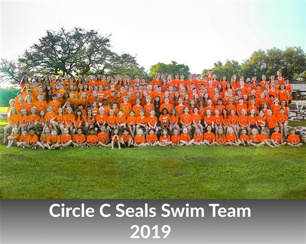 Circle C Seals Swim Team 2019