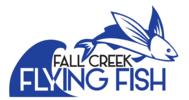 Fall Creek Flying Fish Logo
