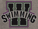 Wellsboro Summer Swim Team Logo