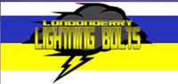 Londonderry Lightning Bolts Logo