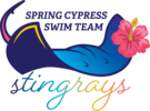 Spring Cypress Stingrays Logo