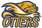 Village Otter Swim Team Logo