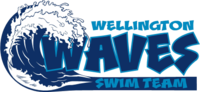 Wellington Waves Swim Team Logo