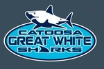 Catoosa Great White Sharks Logo