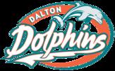 Dalton Dolphins Logo