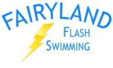Fairyland Flash Swim Team Logo
