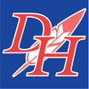 Dominion Hills Dive Team Logo