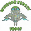 Windsor Forest Frogs Swim Team Logo