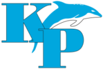 Kingspoint Dolphins Swim Team Logo