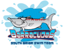 South Briar Barracudas Logo
