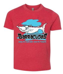 TEAM T-SHIRT FOR NON-SWIMMING SIBLINGS/PARENTS