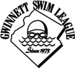 Gwinnett County Swim League Logo