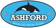 Ashford Whales Swim Team Logo