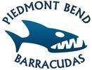 Piedmont Bend Barracudas Swim Team Logo