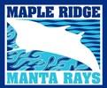 Maple Ridge Manta Rays Logo