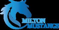 Milton Mustangs Logo